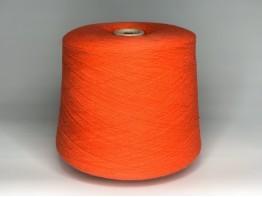 Кашемир 10%, меринос 90% Filatura papi fabio spa оранжевый