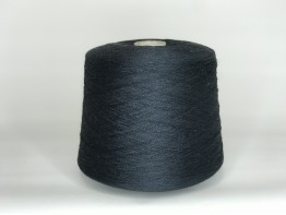 100% шёлк Lanecardate 3000м/100 грамм чёрный с синим отливом