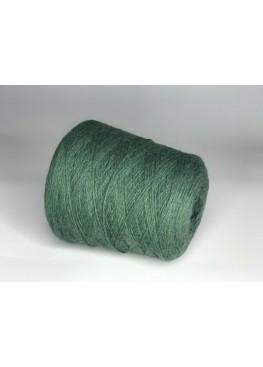 Сури бэби-альпака 40%, кид-мохер 20%, меринос 40% Art. MERINOSURI зелёный морской