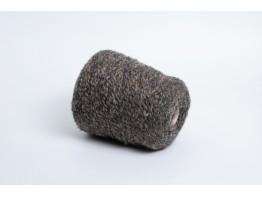 Меринос 33%, альпака 67% Кэмэл-графит с сединой