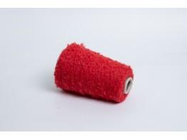 Меринос 61%, альпака 35%, па 4% Art. Alpsfur красный букле