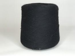 Ангора 50%,па 50%, Millefilli, 1550м/100 гр, черный