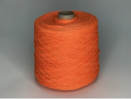 Египетский 100% хлопок Мако Art. Fettuccia оранжевый неон