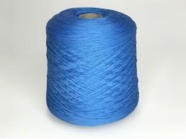 Египетский 100% хлопок Мако Art. Fettuccione soft 440 голубой