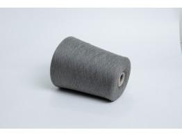 100% кашемир Loro piana Top cashmere 2/48 классический серый