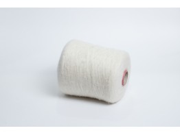 Вспушенный кашемир 79%, шелк 21% Art. Fluffy натуральный