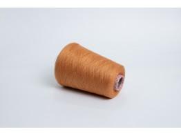 Кашемир 70%, шелк 30% Art. Najad припыленно-морковный