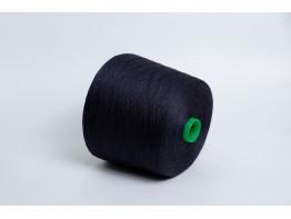 Лён 100% C.T.F. 1/28 Темно-синий
