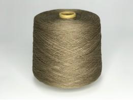 Лён 100% Art. Lino оливково-коричневый
