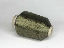 Люрекс 100% 700м/100 грамм червонное золото