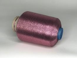 ЛЮРЕКС 10000М/100 ГРАММ розовый