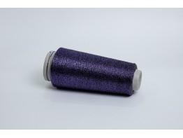 ЛЮРЕКС 1500М/100 ГРАММ фиолетово-черный