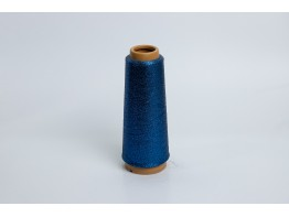 Люрекс 100% 5500м/100 грамм синий