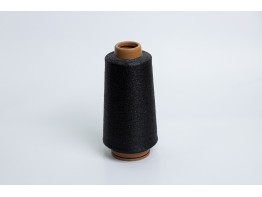 Люрекс 100% 5500м/100 грамм чёрный