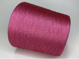 Вискоза 78%, ацетат 12%, люрекс 10% Art. STRASS розовый с ярко-розовым люрексом