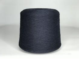 Меринос 100% Lanerossi 1/15 темно-синий