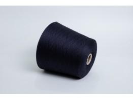 Меринос 70%, шелк 30% Botto Poala Art. Savile классический синий