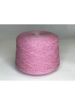Меринос 80%, па 20% Nuvola Superlana 3/15 розовый меланж