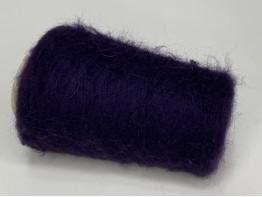 Кид-мохер 30%, пл 40%, па 30% Art. MOHAIR ITALIANO насыщенный темно-фиолетовый