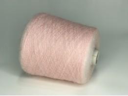 Супер кид-мохер 70%, шелк 30% нежный розовый