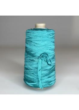 Шёлк 60%, нейлон 40% HASEGAWA Art. TSUBAKI персидский залив (зеленая-бирюза)