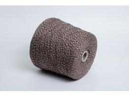 New mill Velox 350м/100 грамм каштан меланж