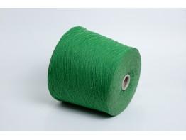 Кашемир 20%, шерсть 55%, вискоза 25%, Capricci, 1380м /100гр, зеленый